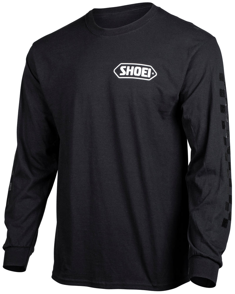 Shoei Logo Long Sleeve T-Shirt