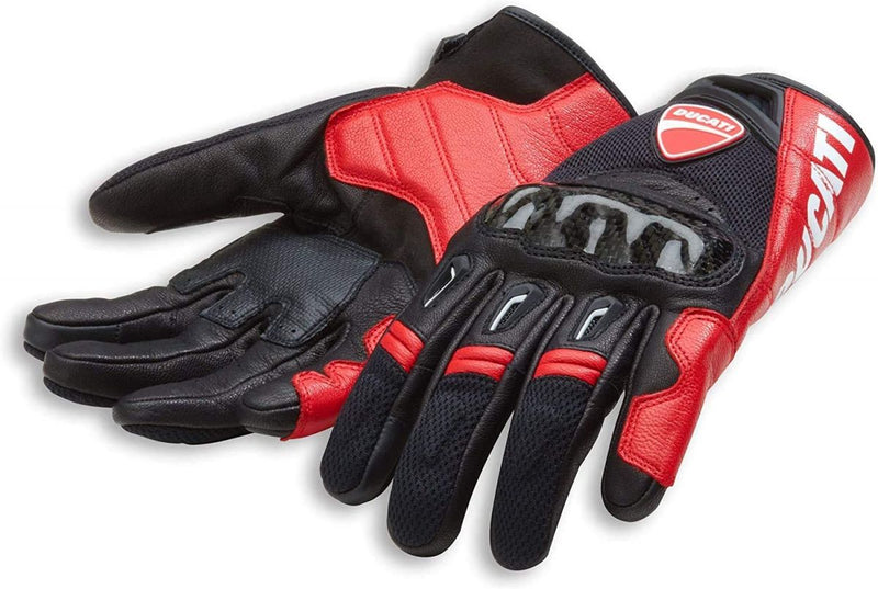 Ducati Company C1 Fabric Leather Gloves