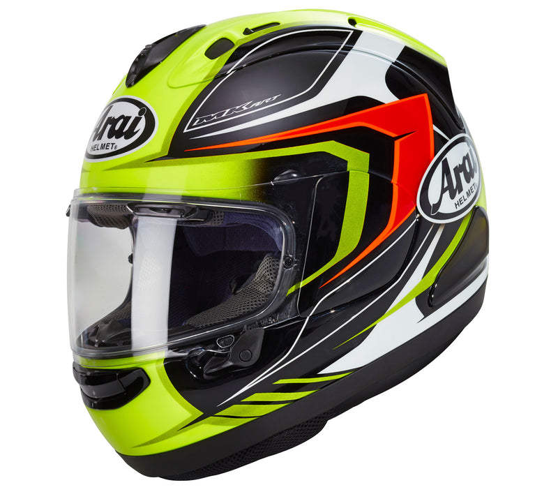 Arai Corsair-X Bracket- Full Face Motorcycle Helmets