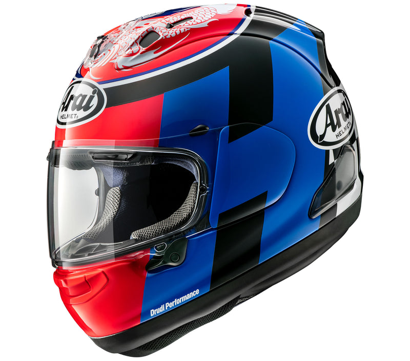 Arai Corsair-X Haslam- Full Face Motorcycle Helmets