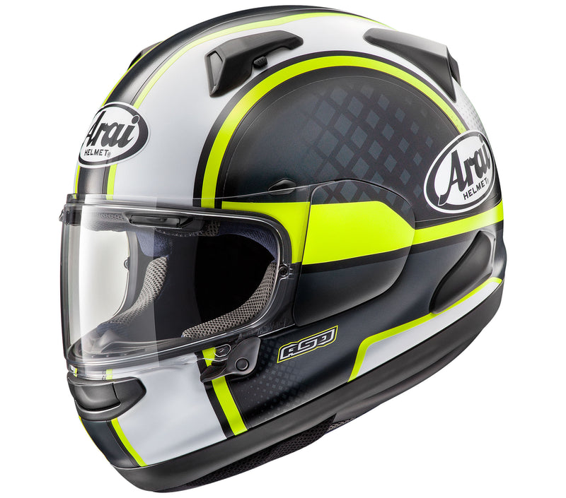 Arai Quantum X Take Off- Full Face Motorcycle Helmets