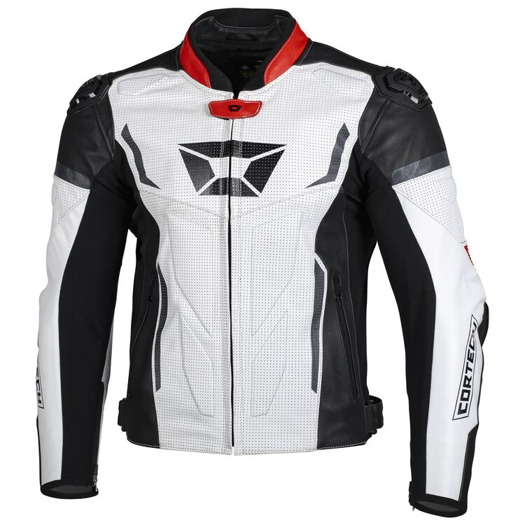 Cortech Apex Men's Leather Jacket