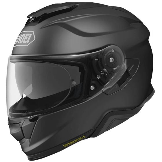 Shoei GT-Air II Matte Black Full Face Helmet