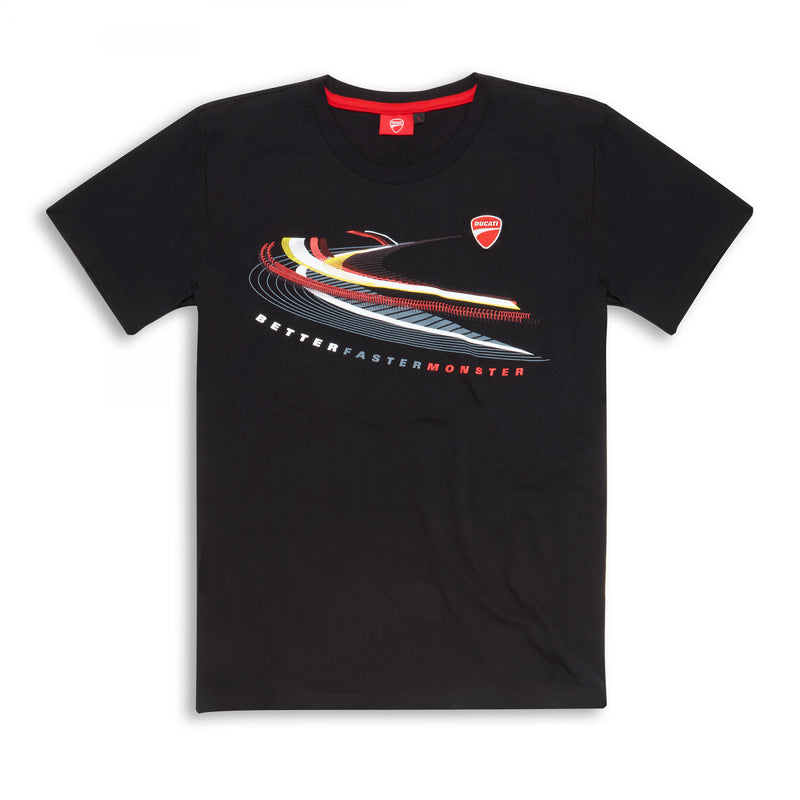 Ducati Monster Time T-Shirt