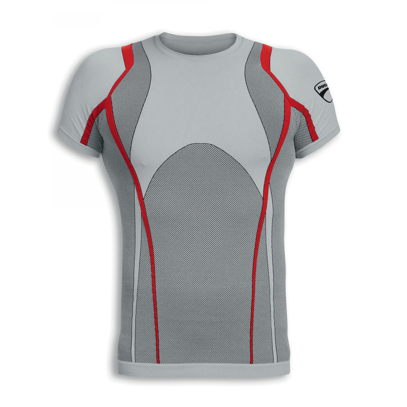 Ducati Cool Down Short Sleeved Seamless T-Shirt