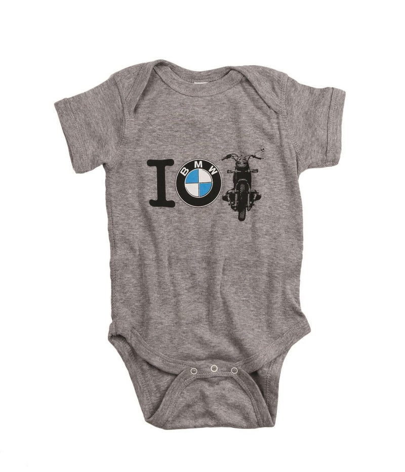 BMW 'I Love Bikes' Bodysuit