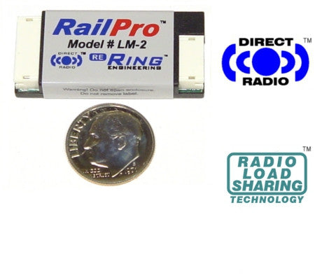 Ring Engineering LM-2 HO Scale Locomotive Module without Sound