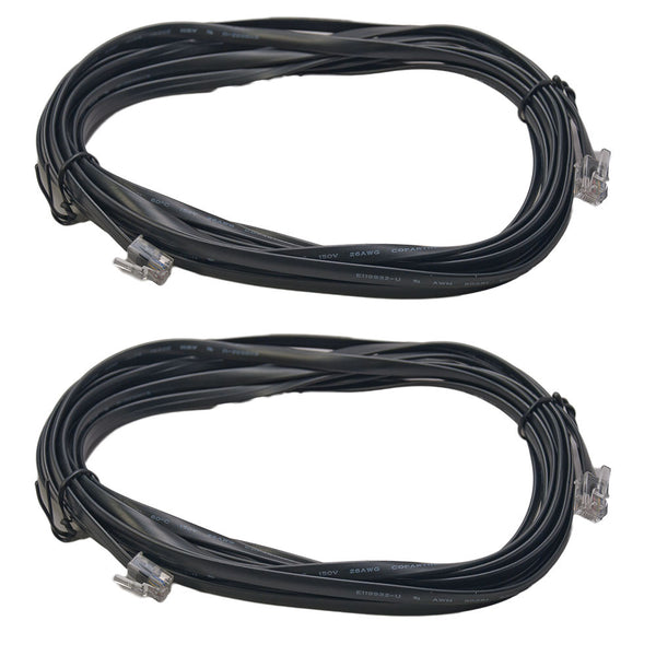 Digitrax LNC162 16' LocoNet Cables-2 Pack