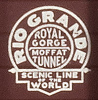 Blackstone B340806, D&RGW 30-Foot Refrigerator Cars #56