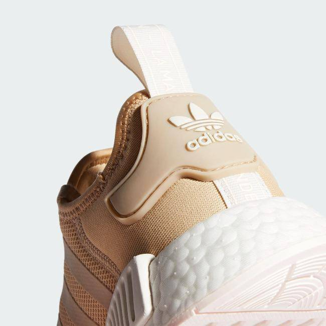 Adidas Originals NMD_R1 Women Shoes Pale Nude / Supplier Colour