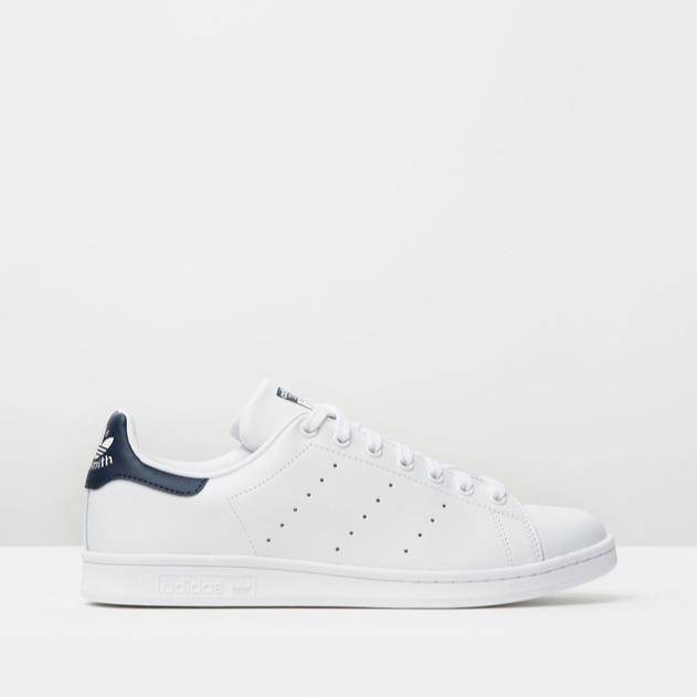 Adidas Originals Stan Smith - Unisex Shoes White/Navy