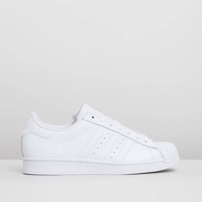 Adidas SuperStar Originals Unisex Shoes White/White