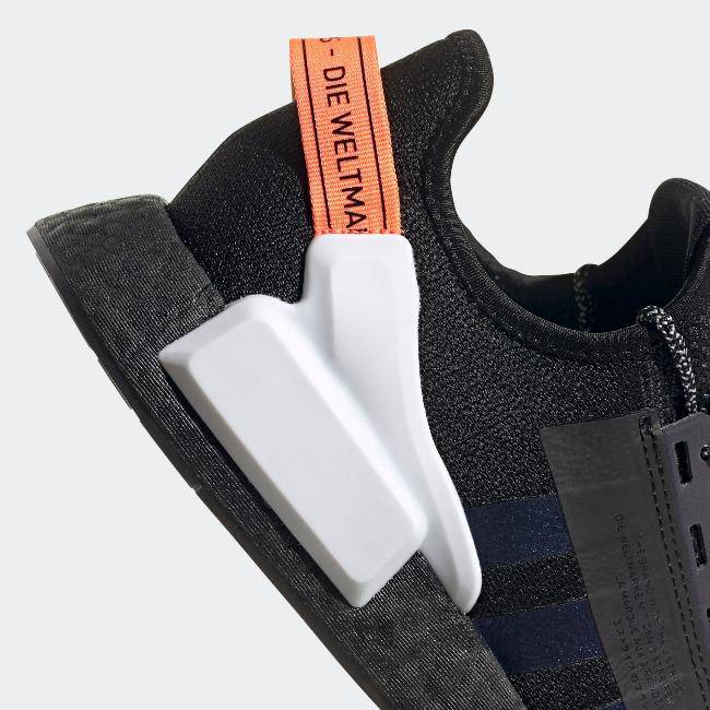 Adidas Originals NMD_R1 V2 Men Shoes Core Black