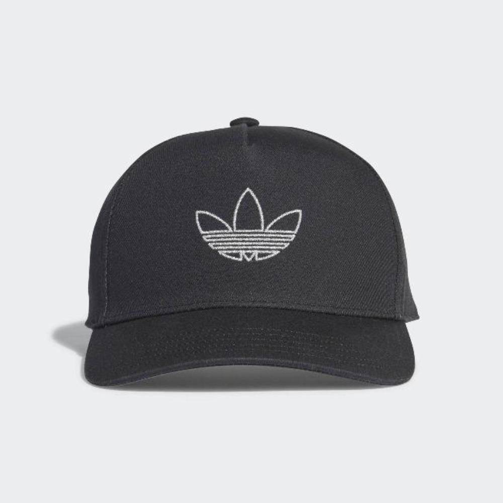 Adidas Men Trefoil Trucker Cap Black