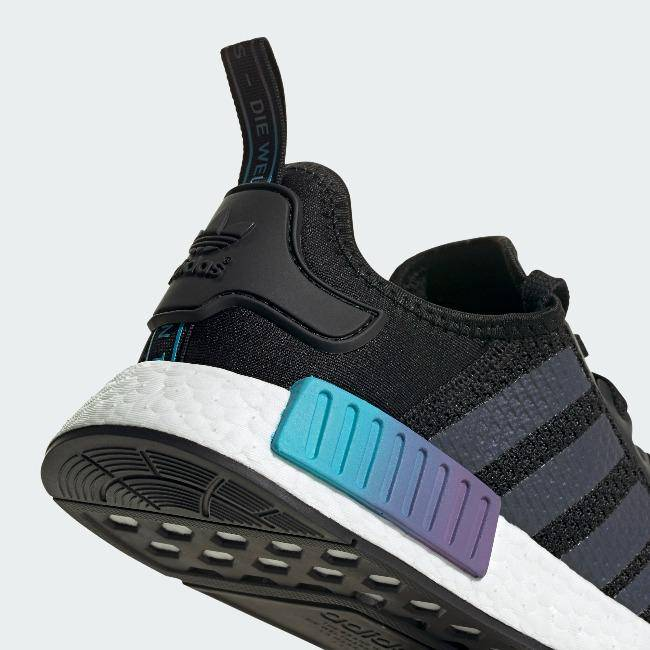 Adidas Originals NMD_R1 Shoes Core Black / Core Black / Boost Black