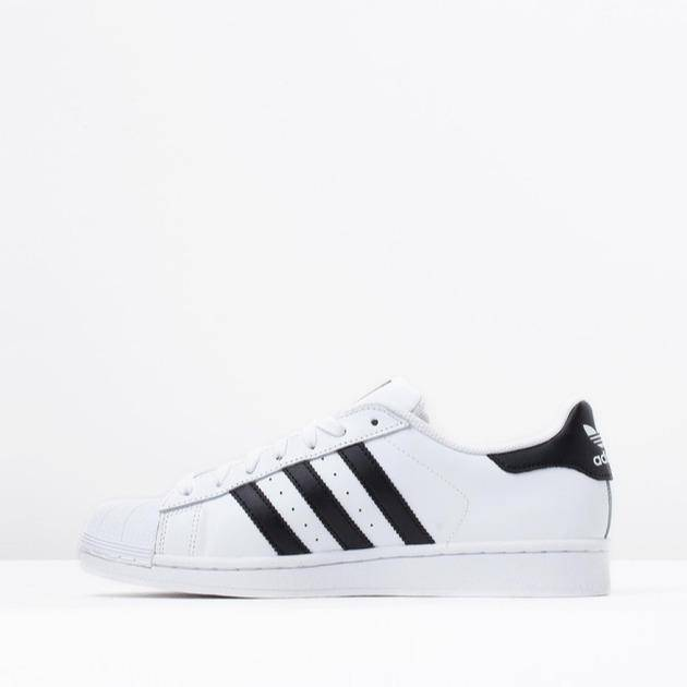 Adidas SuperStar Originals Unisex Shoes White/Black