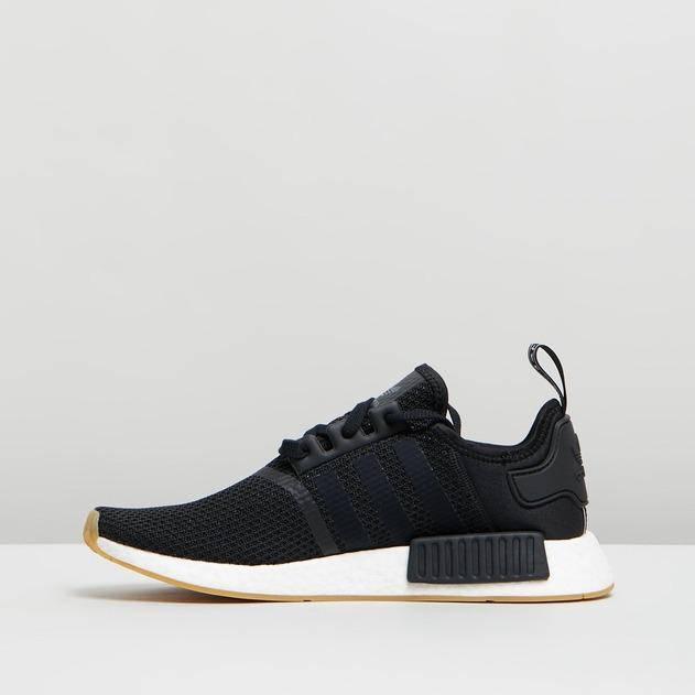 Adidas Originals NMD_R1 Shoes Core Black / Cloud White