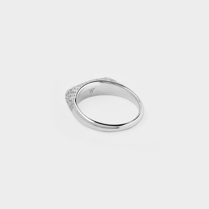 Knut Rock Crystal Ring