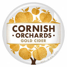 Cornish Orchards Gold Cider Draught - Keg