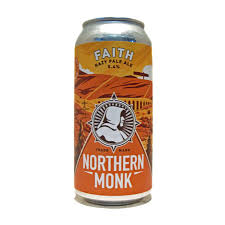 Northern Monk - Faith - Hazy Pale Ale