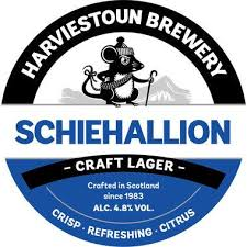 Schiehallion Craft Lager - Keg