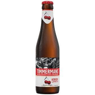 TIMMERMANS Cherry Beer