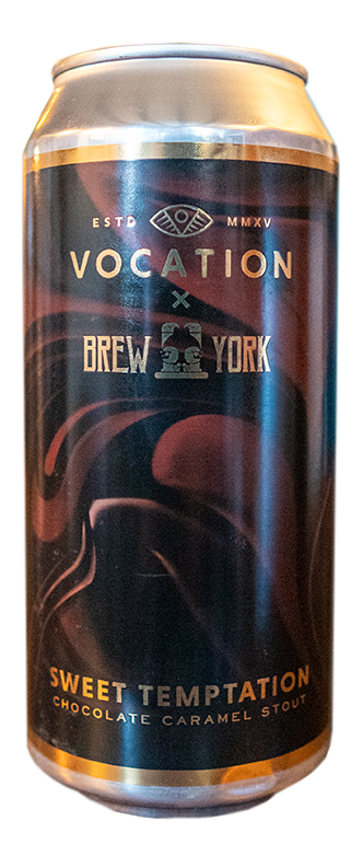BREW YORK VOCATION, SWEET TEMPTATION