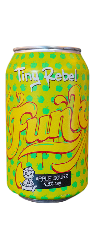 TINY REBEL FUNK APPLE SOURZ