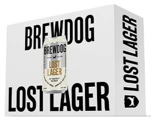 BREWDOG LOST LAGER 12 pack