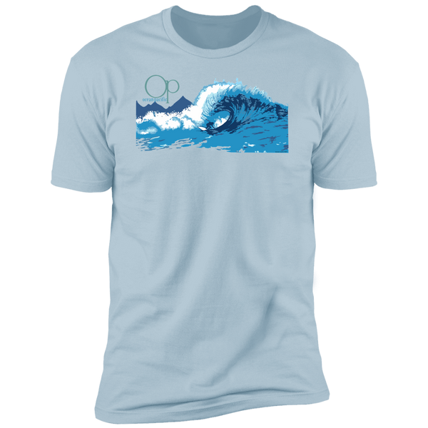 Big Wave Short Sleeve Tee - Ocean Pacific