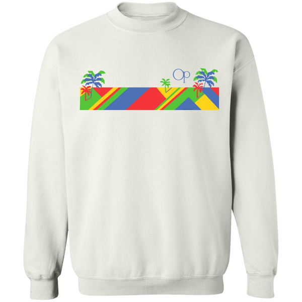 Color Bar Sweatshirt