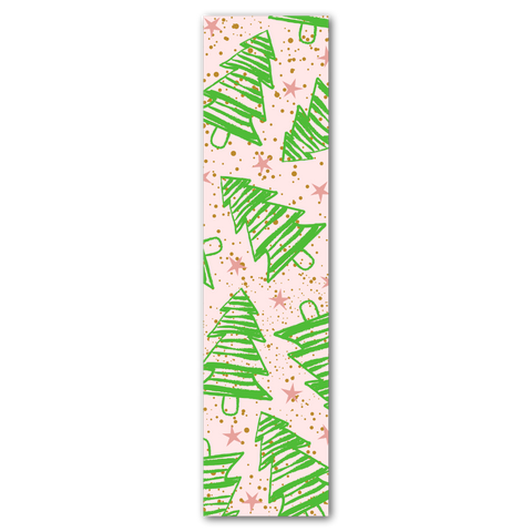 """Pinky Green Trees"" Bookmark by Baj Goodson"