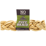 Redbarn Puff Braid Dog Treats