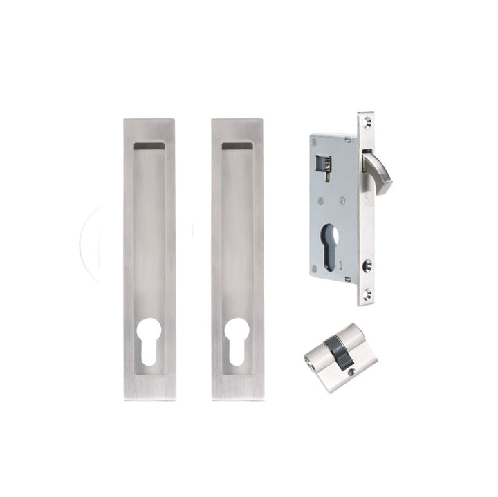 Narrow Backset Verve Lock Kit By Zanda