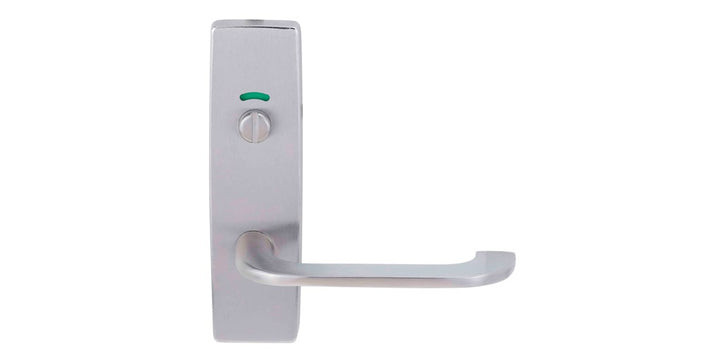 Lockwood 1800 Series Square End Plate Door Furniture - Model 1801 - Special Finishes