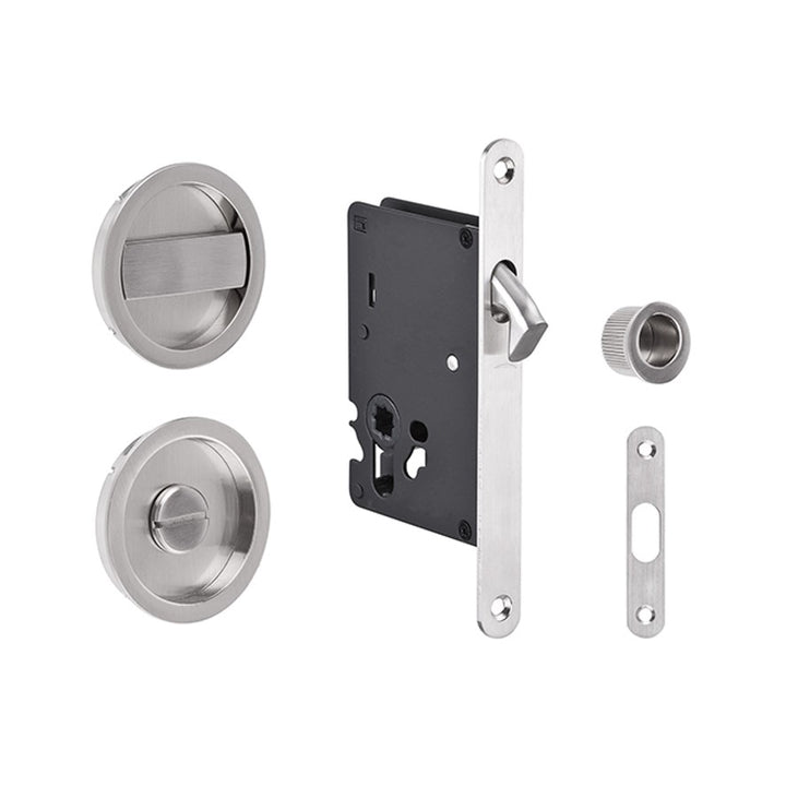 Visca Flush Pull Kits By Zanda - Privacy & Passage