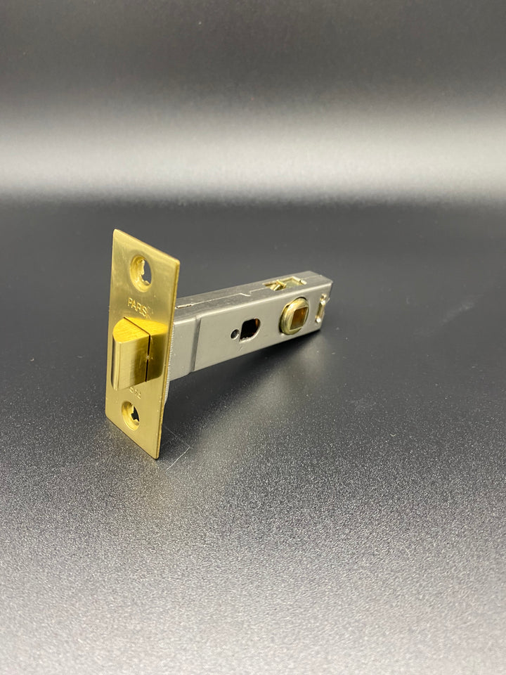 Tubular Latch 60mm Back Set - Sale Item