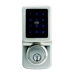 Carbine CEL3in1 Electronic Deadbolt - Satin Nickel