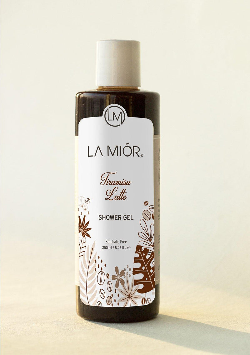 Tiramisu Latte Shower Gel