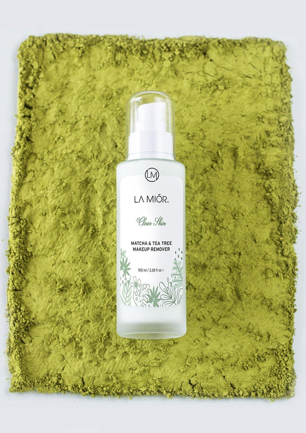 Clear Skin Matcha & Tea Tree Makeup Remover