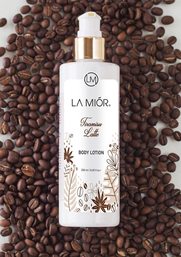Tiramisu Latte Body Lotion