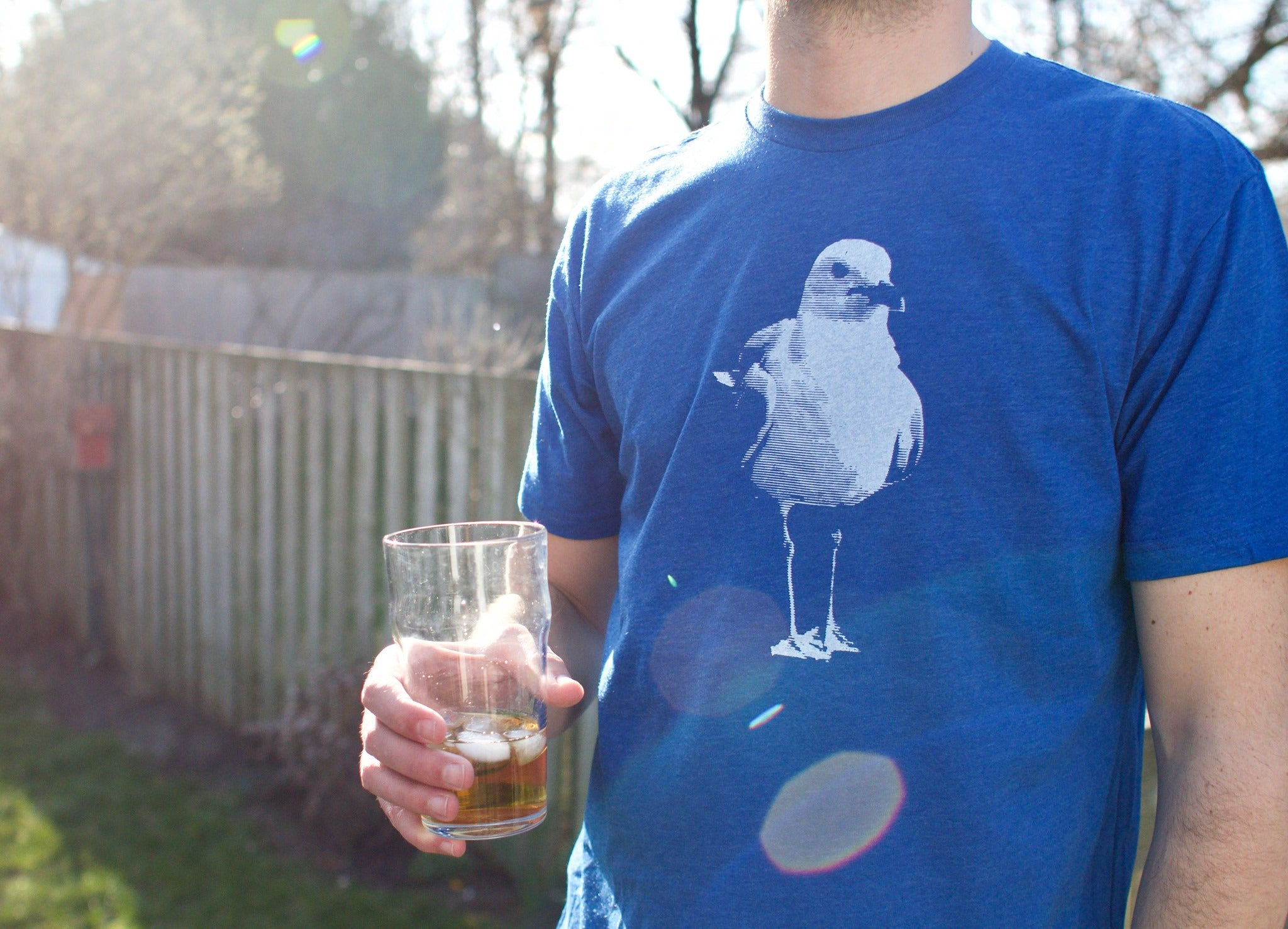 Seagull Adult Graphic T-Shirt