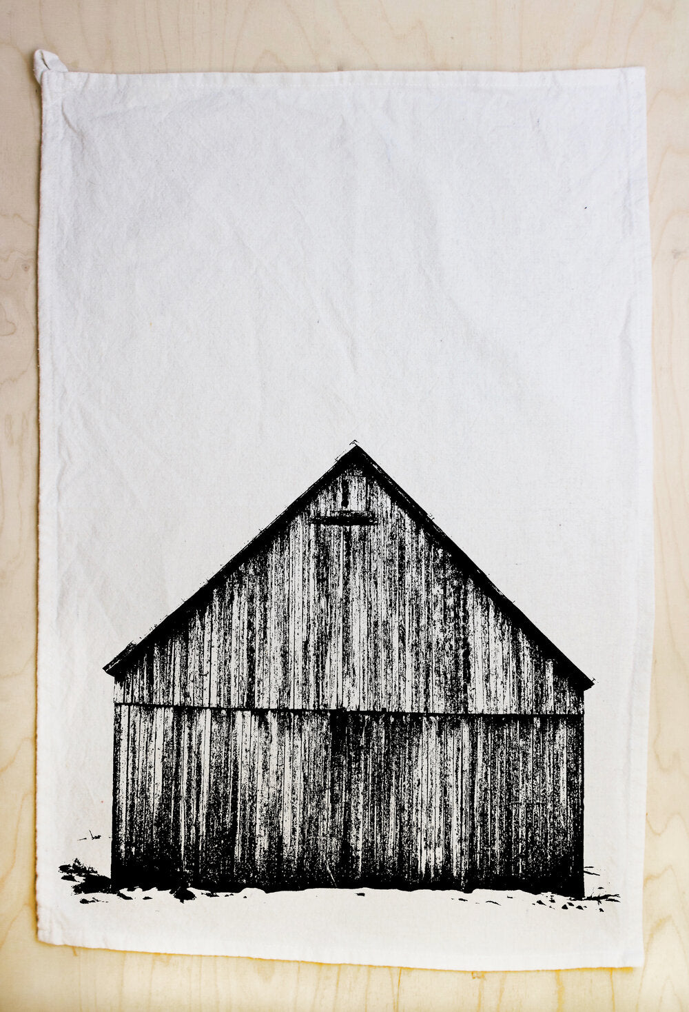 Barn Tea Towel