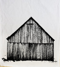 Load image into Gallery viewer, Barn Tea Towel