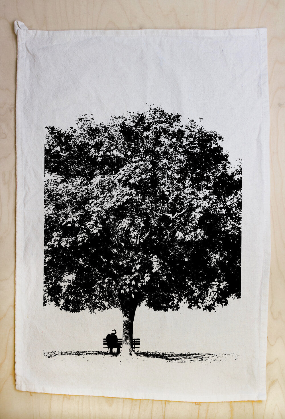 Tree Tea Towel
