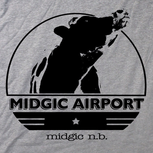 Midgic Airport, NB.