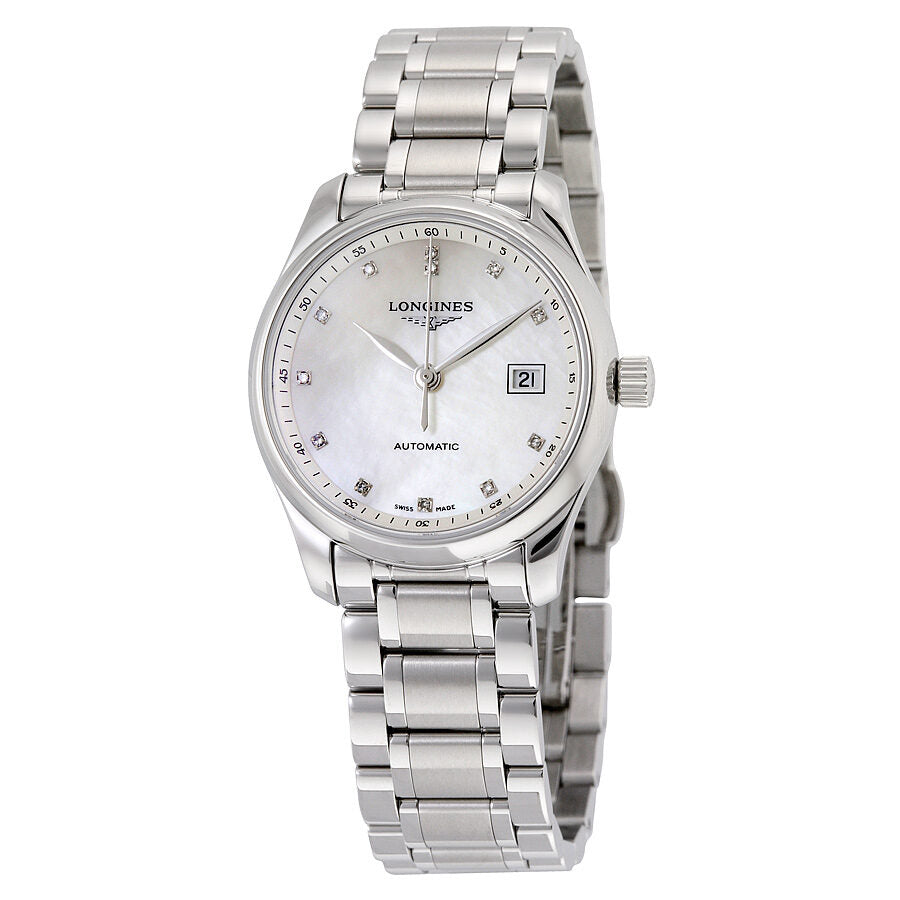 Longines Master Collection Automatic Mother of Pearl