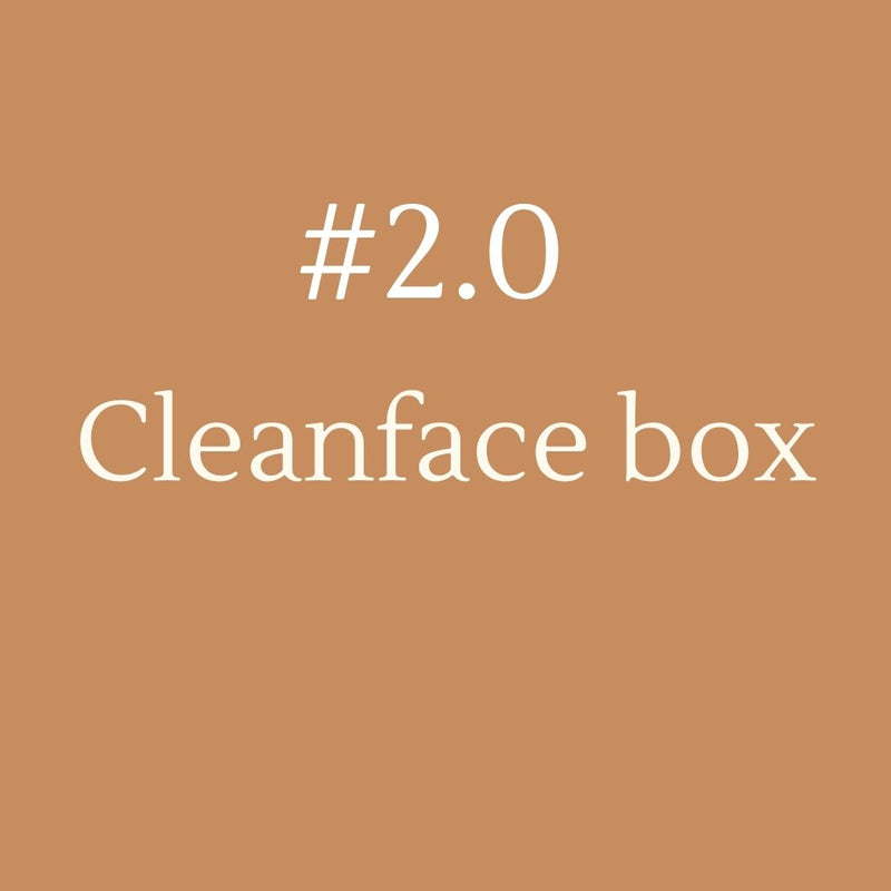 #2.0 CLEANFACE BOX
