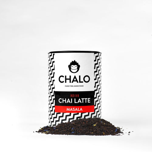 Chalo lekkere chai latte, superfood
