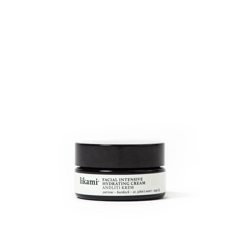 Facial intensive hydrating cream